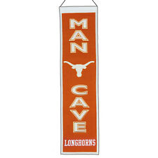 NCAA Football Texas Longhorns College GAGLIARDETTO Pennant Banner MAN CAVE
