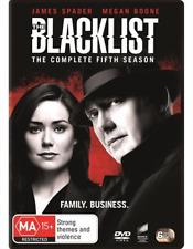 The Blacklist : Season 5 : NEW DVD