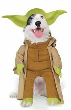 Brand New! Yoda Star Wars Dog Costume, Perfect for Halloween - Size M