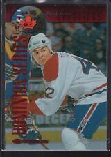 DARCY TUCKER 1997/98 DONRUSS CANADIAN ICE  #111  DOMINION CANADIENS SP #136/150