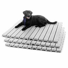 Kennel Deck - 3 Pack, Gray