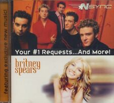 *NSync & Britney Spears - Your #1 Requests...And More! ° Maxi-Single-CD von 2000