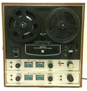 Pioneer QT-6600 Quadraphonic Reel to Reel Tape Deck Recorder