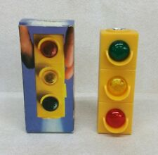 Vintage Traffic Light Flash Light Novelty Collectible New in Box