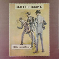 """Mott The Hoople - All The Young Dudes - 12"""" LP - k875 - washed & cleaned"""