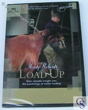 CS Monty Roberts DVD Load Up For Trailer Loading Problems