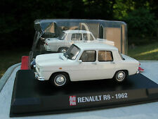 1/43 RENAULT R8 Berline 4 portes 1962 Blanche !!!!!