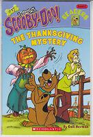 5 Hanna Barbera Scooby Doo Childrens Readers - Cartoon Network 2000 - 07