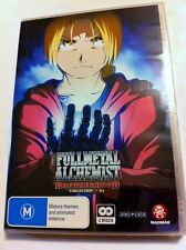Fullmetal Alchemist: Brotherhood Collection 1 (Ep 01-13) - Region4 DVD - NEW