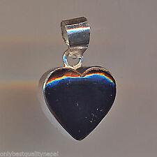 Echtschmuck-Halsketten & -Anhänger mit Herz-Glück