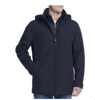 Weatherproof Men's Ultra Tech Stretch Jacket in BLACK / SIZE L / windproof