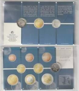 Setje met Europa Kwartje 2003