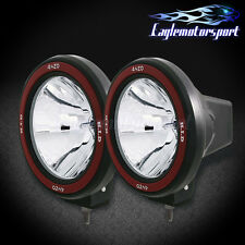2Pcs Universal 5 Inch Built-in Xenon HID Off Road Rally Driving Fog Lights