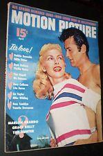 Motion Picture Magazine – April, 1956