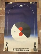 Circus of the USSR. Poster. Period 1985.