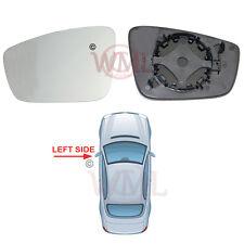SKODA Citigo 2010 - > 2017 porte a specchio di vetro convesso d'argento, Non Riscaldato & Base, a sinistra