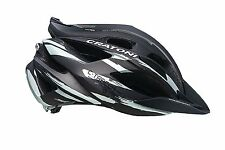 Cratoni C-Tracer Bicycle Helmet MTB Light Visor Protection Trial Triathalon M/L