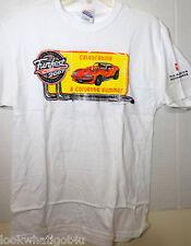 Corvette Funfest summer T-shirt size 2XL 2007 Mid American Motorworks