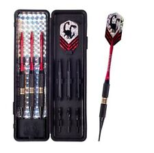 Hardcover Soft Tip darts With Set Dart Advanced barrels 16 grams c
