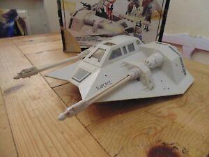 Star Wars ROTJ Rebel Armoured Snowspeeder Vehicle Boxed Palitoy