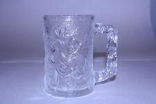 Batman Forever McDonald's Robin Collectible Glass 1995 Vintage Glass Mug