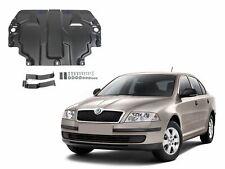 Protection sous moteur ACIER pour SKODA OCTAVIA 2008-2013 + AGARFE