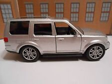 LANDROVER DISCOVERY STYLE 4x4 die-cast Toy Car MODEL BOY DAD BIRTHDAY GIFT NEW!
