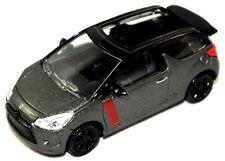 Citroen DS3 Racing Model Car 2014 Cabro ed Met Grey New Genuine AMC19481
