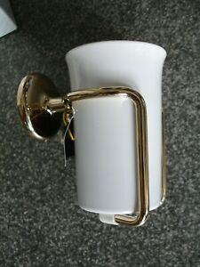 Samuel Heath Novis Tumbler Holder N1035.AG N1035-AG Antique Gold