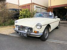 1967 MG B Roadster only 53,000 miles