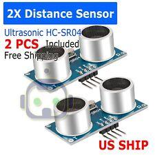 2X Ultrasonic Module HC-SR04 Distance Transducer Sensor For Arduino Robot