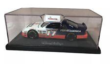 SIGNED #17 Darrell Waltrip AUTOGRAPHED 1:24 Parts America DieCast NASCAR COA