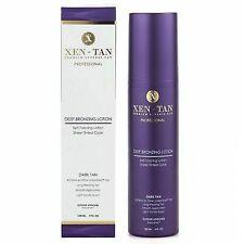 Xen-Tan Dark Tan Deep Professional Bronzing Lotion 150ml Fast
