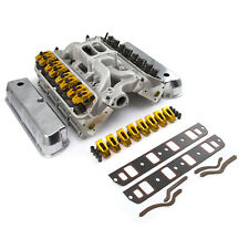 Ford Sb 289 302 Hyd Ft Cylinder Head Top End Engine Combo Kit
