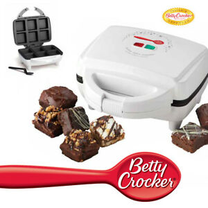 Betty Crocker Brownie Maker and Snack Factory