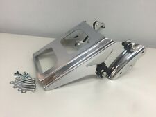 4 Point docking Detachable 2 Up Tour Pak Rack Harley electra glide ultra limited