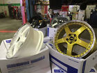 20 inch simmons wheels only ford holden merc gold black massive sale now