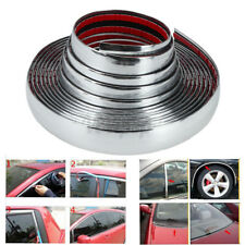 1 1 Inch Wide Chrome Molding Trim Auto Truck Body Door Side Tailgate Strip Fits Saab