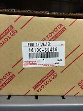 Genuine LEXUS IS250, GS300#3 Pompe À Eau 16100-39436