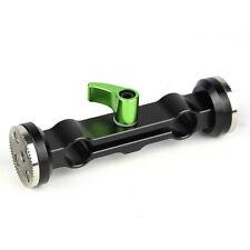 Lanparte arl-01t-d2 DOPPIA 15mm rod / rail clamp con doppio ARRI ROSETTA serratura