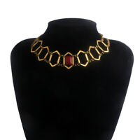 US Game of Thrones Melisandre Choker Necklace Priestess Choker Cosplay