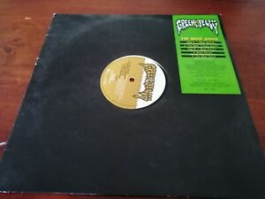 """Green Jelly - The Bear Song 12"""" Promo  1995 Zoo Entertainment – 74321 25509"""