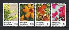 Antigua & Barbuda 2007 Sc#2951-54   Flowers   MNH Set $8.00
