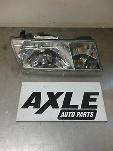 OEM 1998-2002 MERCURY GRAND MARQUIS LEFT LH & RIGHT RH HEAD LIGHT LAMP ASSEMBLY