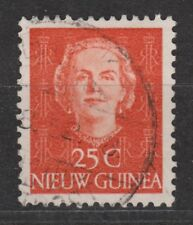 Indonesia Nederlands Nieuw New Guinea 12 used 1950 Juliana