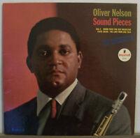 Oliver Nelson/Sound Pieces/Impulse/A9129/VG+/White Label Promo