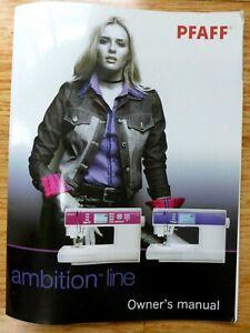 PFAFF Ambition 1.5 Sewing Machine NEW in Open Box 2011 2016