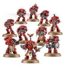 *New* Blood Angels Tactical Squad Space Marine Warhammer 40k *Unassembled*