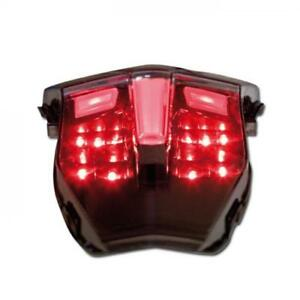 LED Taillight Mv Agusta F3 675/Brutale 675/800 -13 Tinted E-Marked