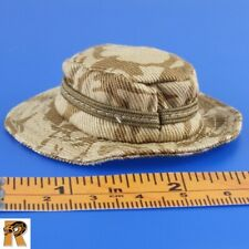 SAS Scud Hunter - Boonie Hat (Desert Camo) - 1/6 Scale - 21 Toys Action Figures
